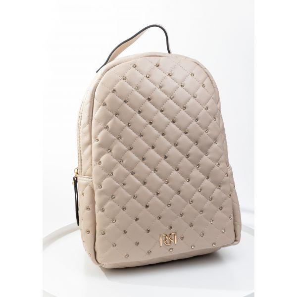 Рюкзак женский Rinacemento-BEIGE
