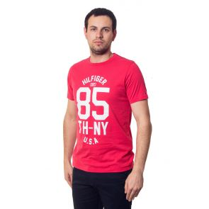 футболка мужская Tommy Hilfiger-10695 red
