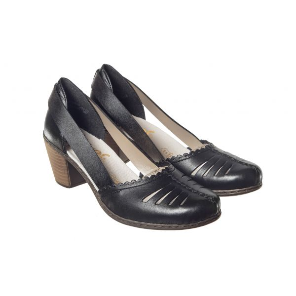 туфли женские Rieker 40988