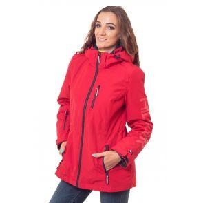 Куртка женская Tommy Hilfiger-01-Red