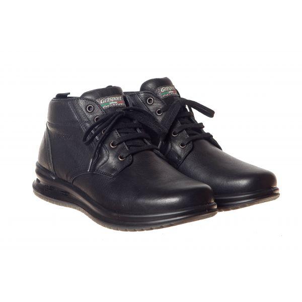 Ботинки мужские Grisport-43015A2G CALZ NERO AVON