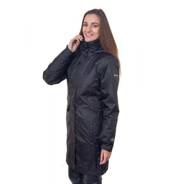 Куртка-пальто женская Columbia Timber Pointe XK0020-010