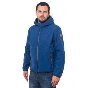 куртка мужская Tommy Hilfiger (Windstoper)-BLUE