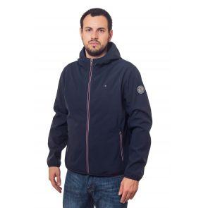 куртка мужская Tommy Hilfiger (Windstoper)-DARCK BLUE