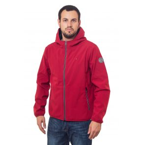 куртка мужская Tommy Hilfiger (Windstoper)-RED