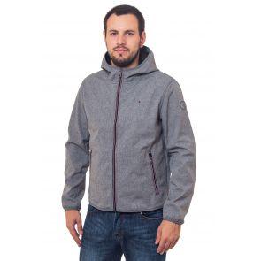 куртка мужская Tommy Hilfiger (Windstoper)-GREY