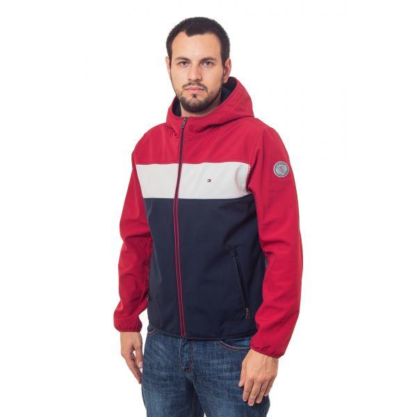 куртка мужская Tommy Hilfiger (Windstoper)-MULTICOLOUR