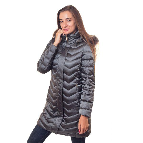 пуховик-пальто женский  Geox W7425H-T2411-F1414