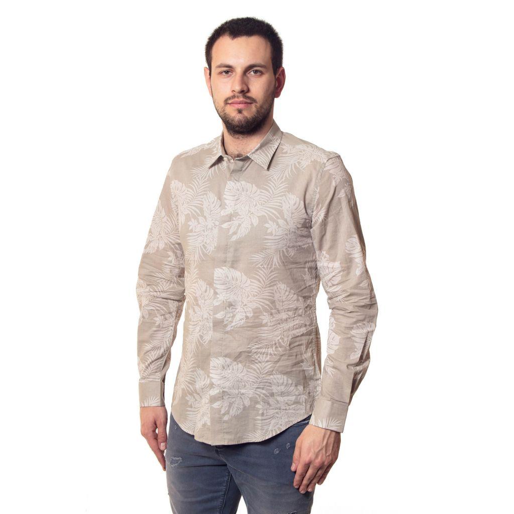 рубашка мужская Antony Morato 00216-FR430-100-2035