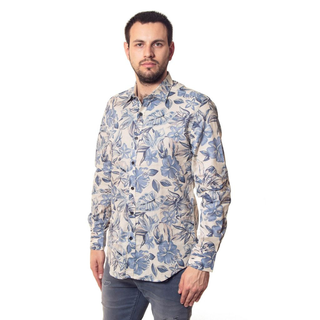 рубашка мужская Antonny Morato-00228/FA430064-7032