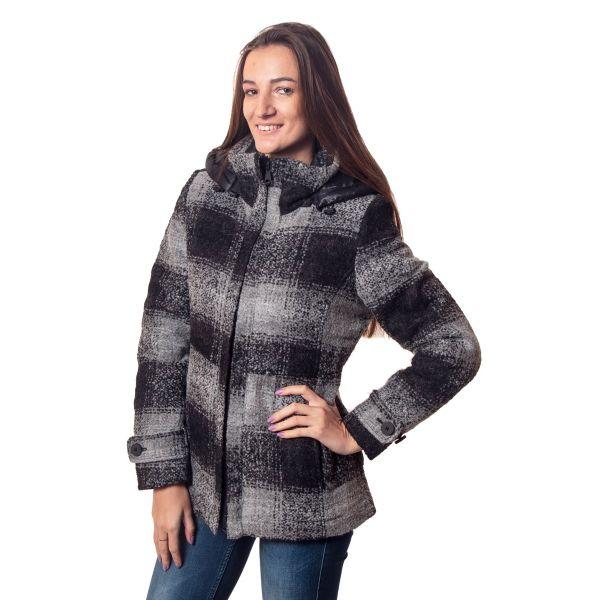 пуховик-пальто женский Geox W5415A TQ184 F0706