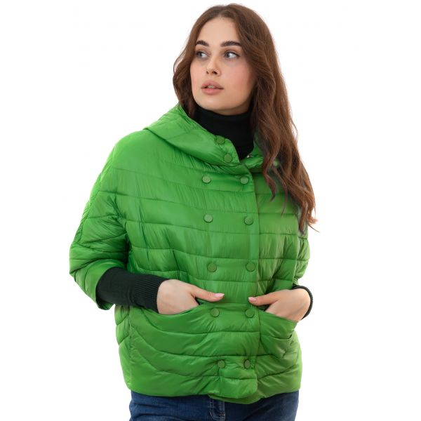 Куртка женская Monte Cervino-MB2120-VERDE